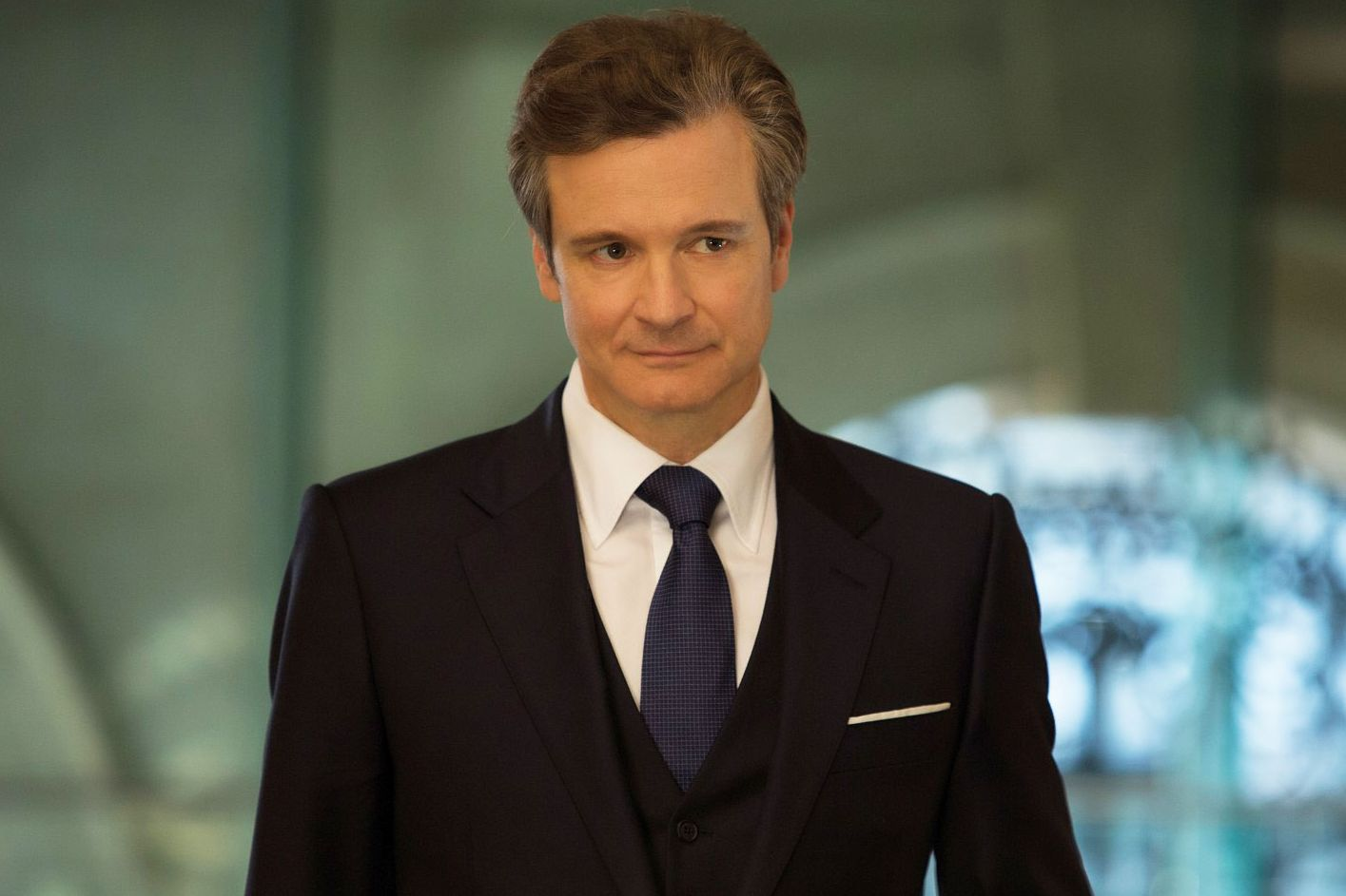 Colin Firth Will Make ...