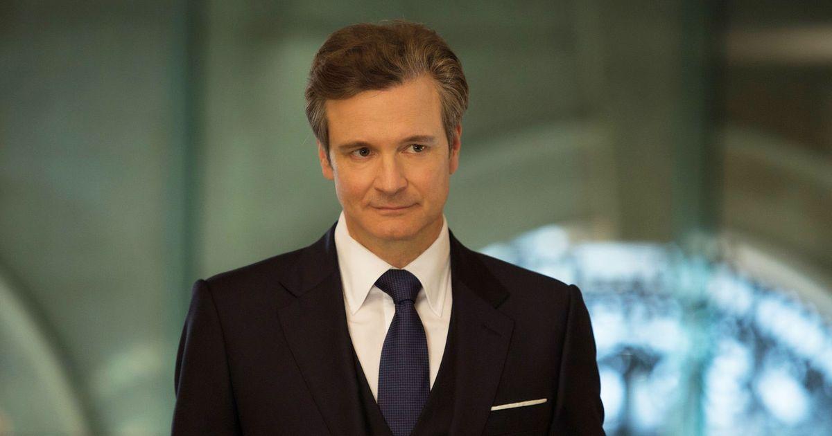 Colin Firth Will Make ...