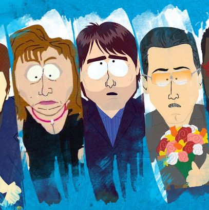 Every Celebrity Mocked on South Park Over Its Sixteen Seasons