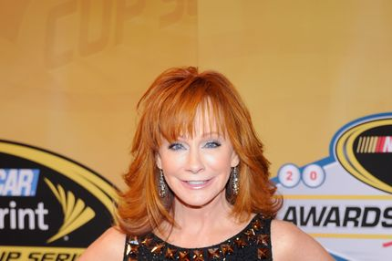 LAS VEGAS, NV - DECEMBER 02:  Singer Reba McEntire arrives prior to the NASCAR Sprint Cup Series Champion's Week Awards Ceremony at Wynn Las Vegas on December 2, 2011 in Las Vegas, Nevada.  (Photo by Ethan Miller/Getty Images)