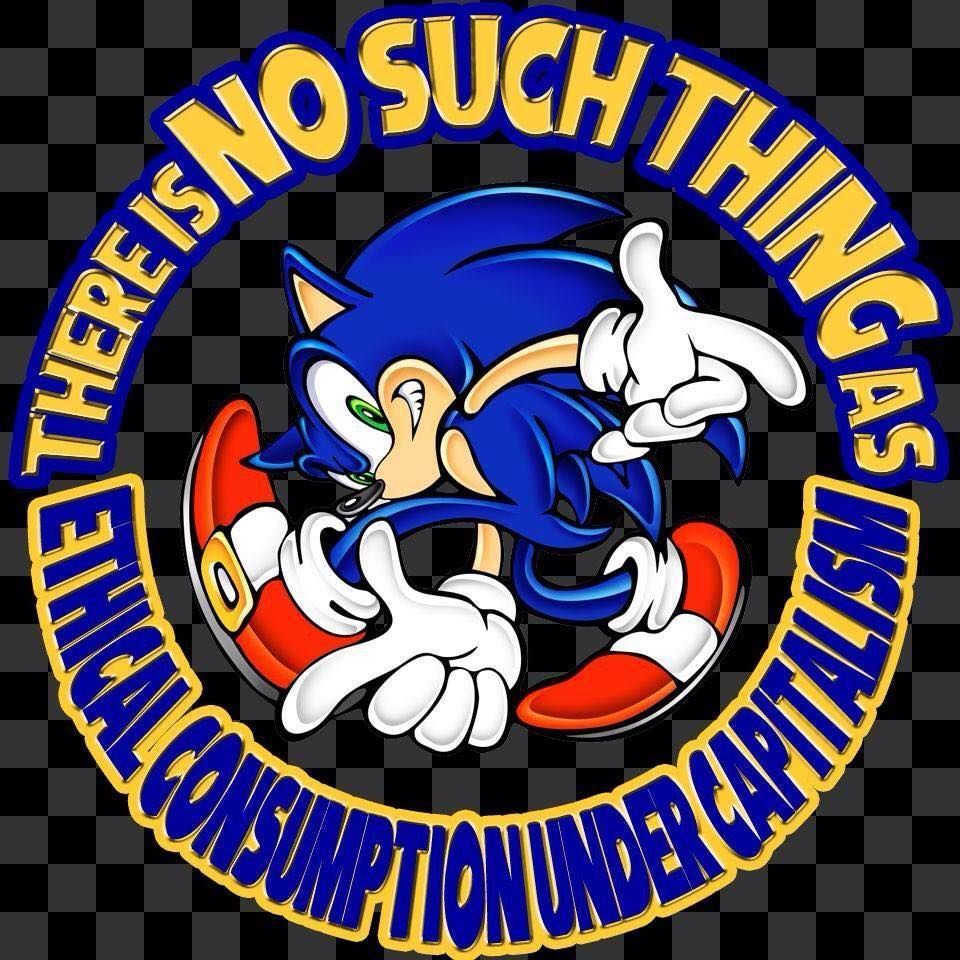 Why Is There So Much Christian Sonic The Hedgehog Fan Art