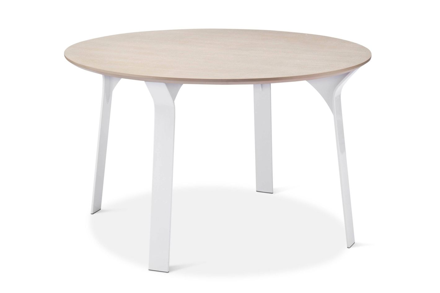 Modern by Dwell Magazine Dining Table White/Natural