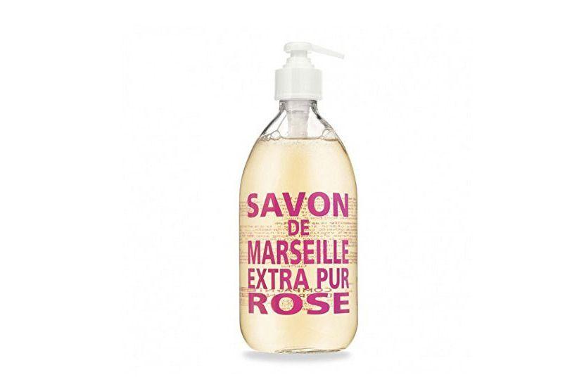 La Compagnie de Provence Liquid Marseilles Wild Rose Soap