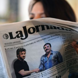 MEXICO-CRIME-GUZMAN-PENN