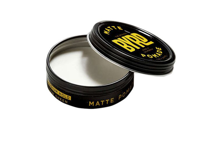 Byrd the Dirty Byrd Matte Pomade