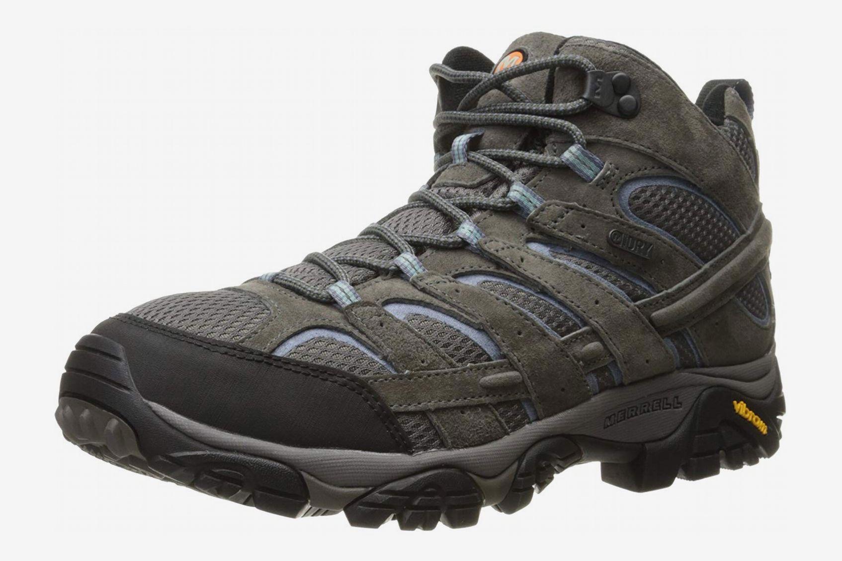 60fe7620524 Merrell Women s Moab 2 Mid Waterproof Hiking Boot at Amazon. Buy