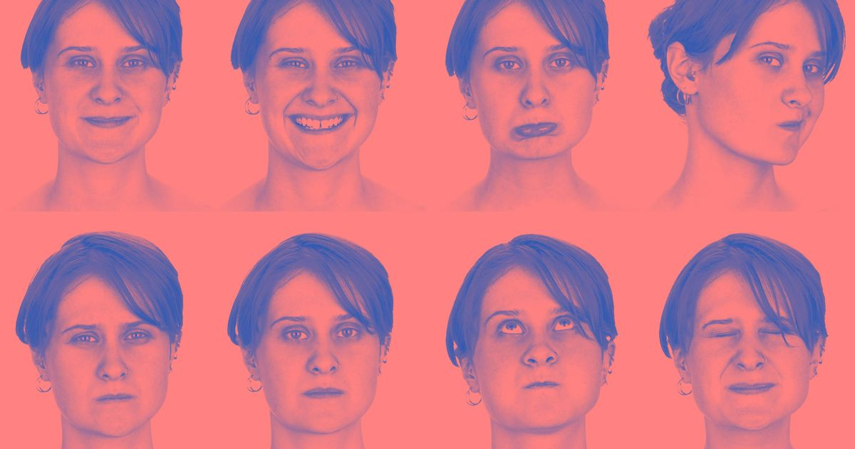 this blind woman had 10 personalities and some of them could see