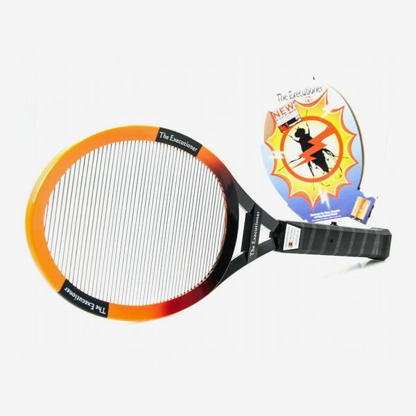 The Executioner Bug Zapper Racket - Fly, Wasp, Mosquito (Batteries Not Included)