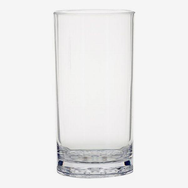 Happy Hour Acrylic Highball Glasses (Set of 4)