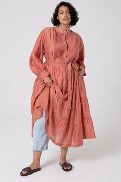 Mare Mare Agosta Tiered Maxi Dress