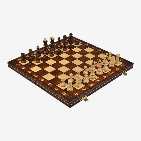 Junior European International Chess Set