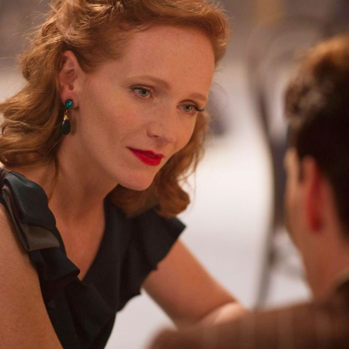 Anna Geislerová in a scene from <i>Anthropoid</i>.