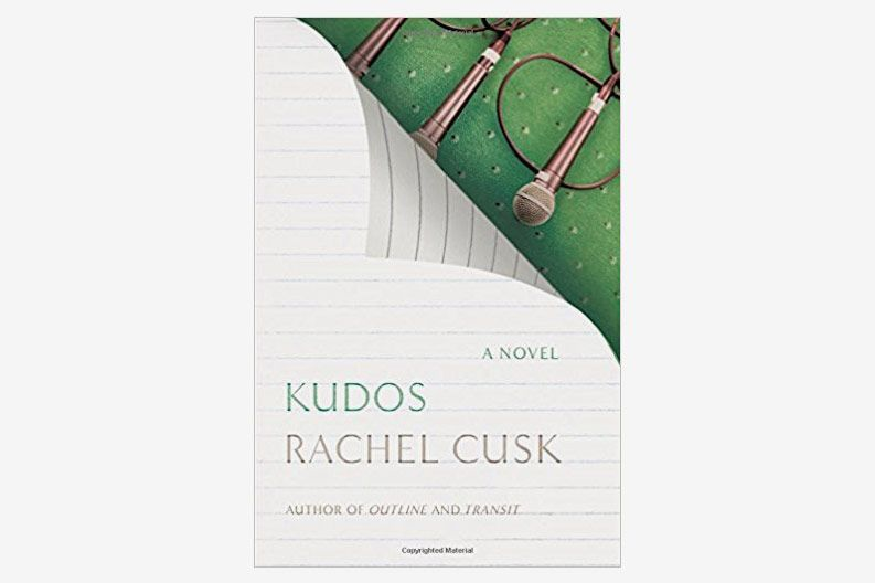 Kudos: A Novel (Outline Trilogy)