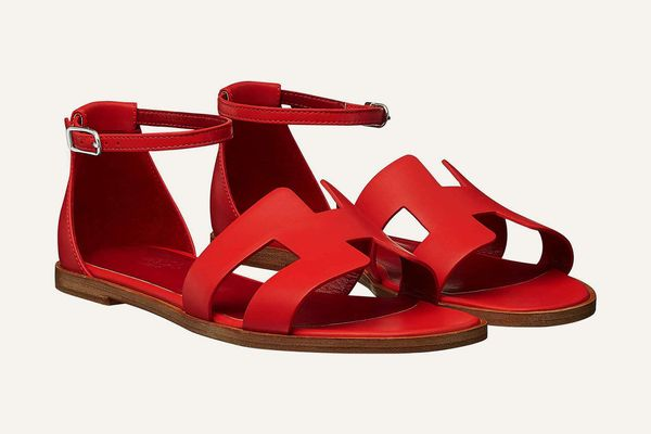 Hermès Santorini Sandals