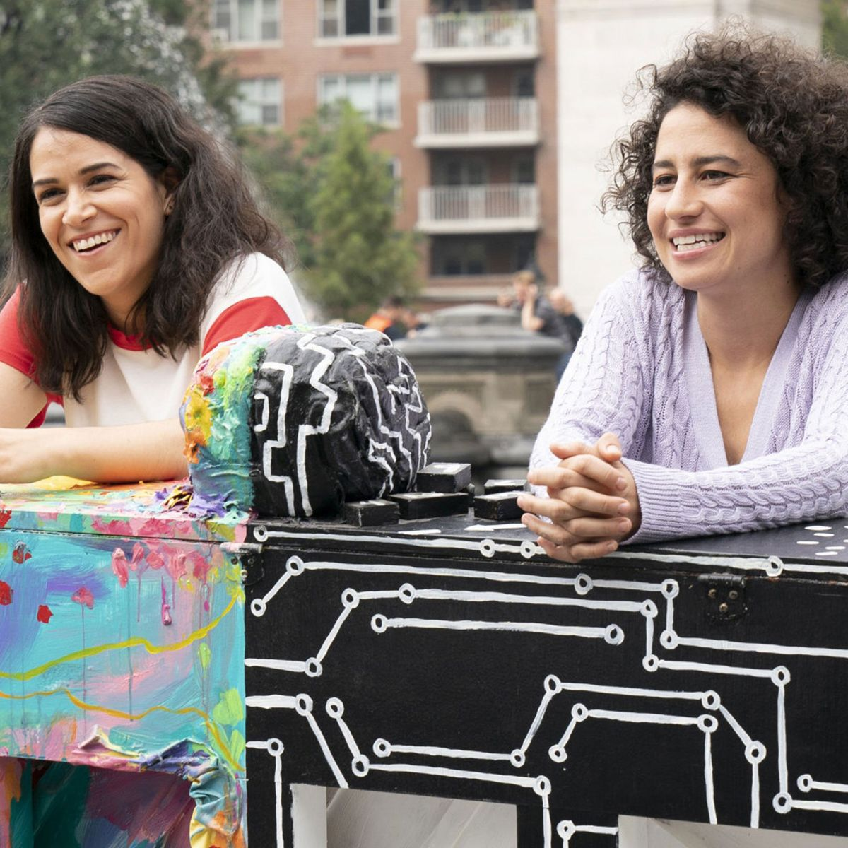 Broad City Season 5 The Show S Best Running Gags