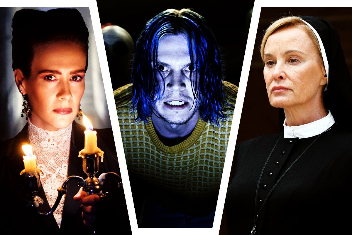 Every 'American Horror Story' Cast Member, Ranked