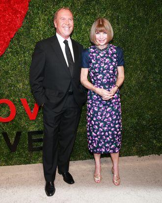 Kors and Wintour at God's Love We Deliver 2014 Golden Heart Awards