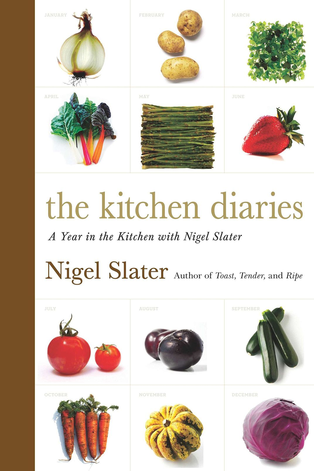 <em>The Kitchen Diaries</em> by Nigel Slater