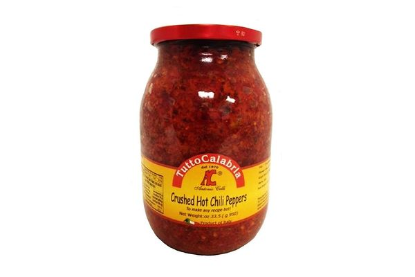 Crushed Calabrian Peppers