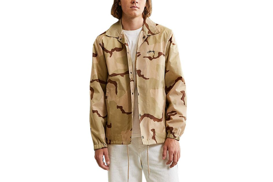Stussy Spring Coach Jacket