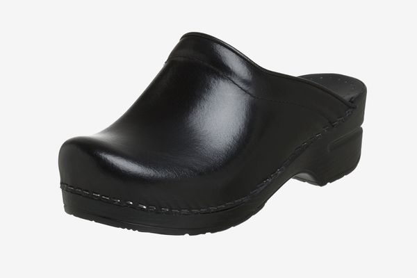 Dansko Women's Sonja Cabrio Leather Clog