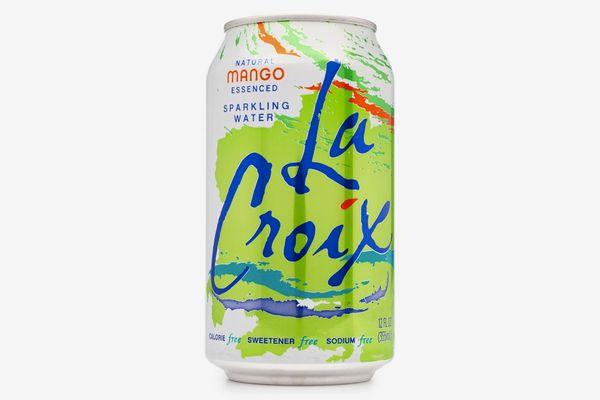 LaCroix Sparkling Water, Mango, 12 Fl Oz, 12 Ct