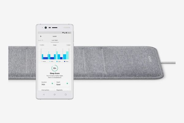 Withings/Nokia Sleep — Sleep Tracking Pad