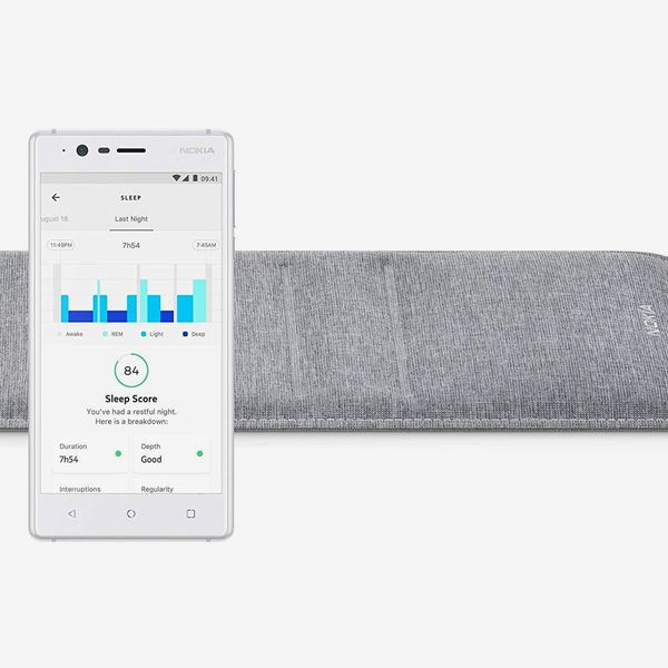 Withings/Nokia Sleep-Tracking Pad