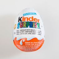 Kid Scores Bag of Crystal Meth As His Kinder Egg Surprise
