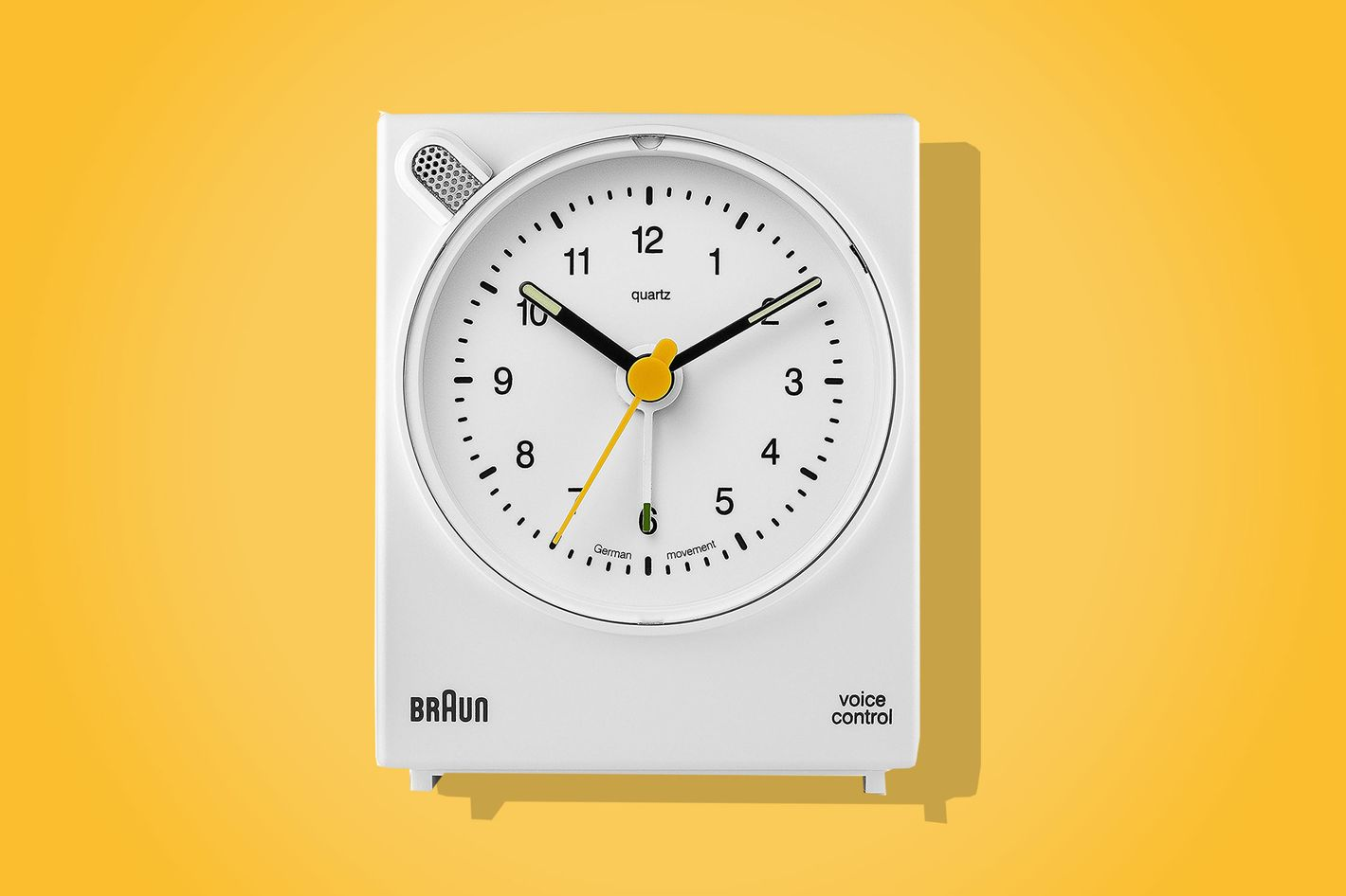 The Best Voice Activated Controlled Alarm Clock Braun Review