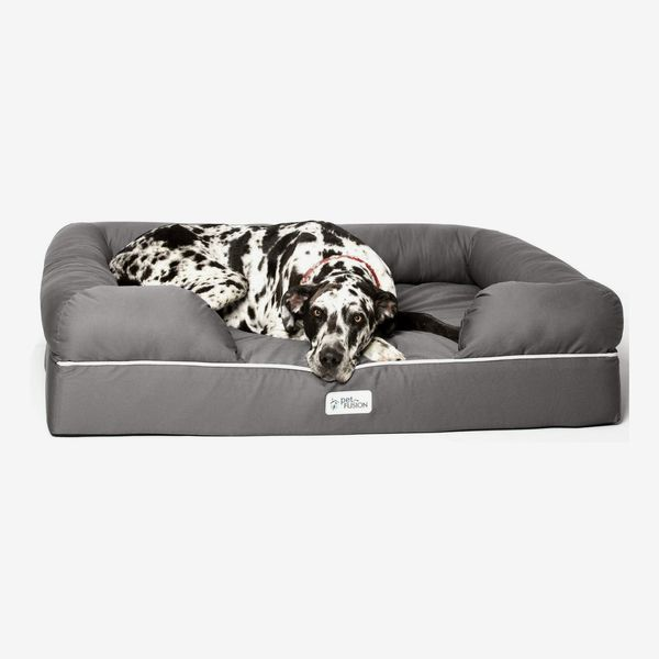 PetFusion Ultimate Dog Bed, Orthopedic Memory Foam