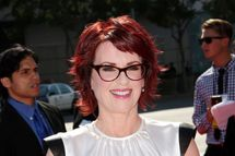 Actress Megan Mullally attends The Academy Of Television Arts & Sciences 2012 Creative Arts Emmy Awards at the Nokia Theatre L.A. Live on September 15, 2012 in Los Angeles, California.