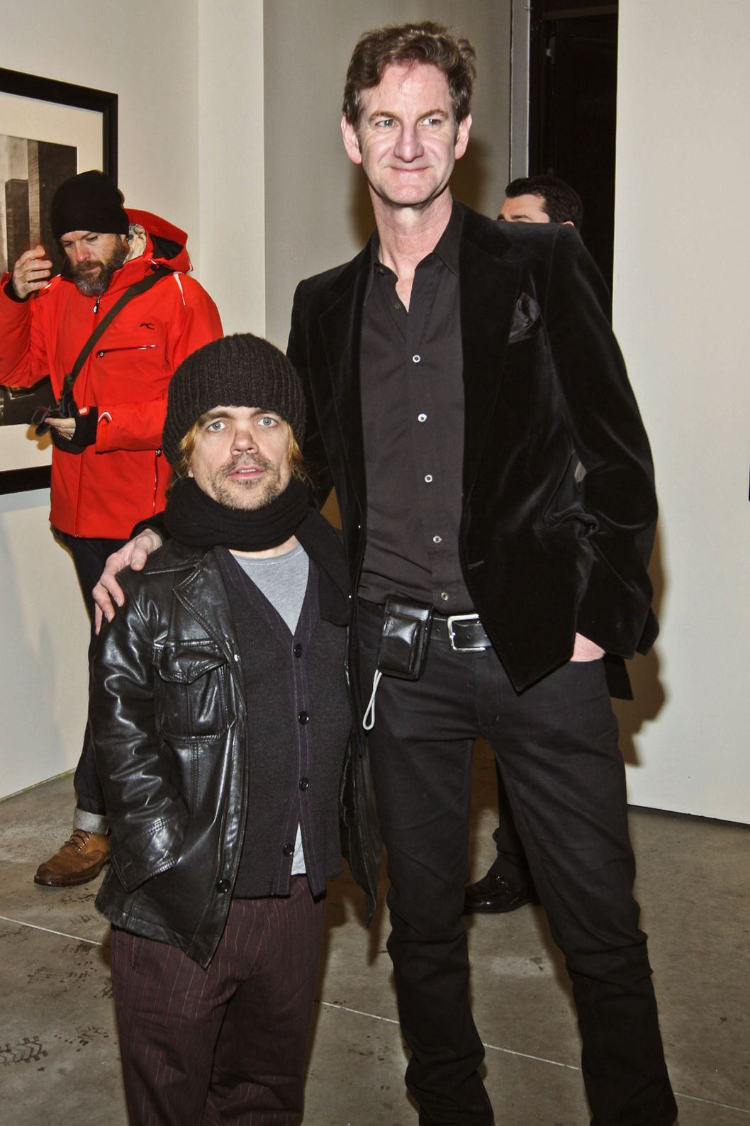 Mark Seliger, Peter Dinklage==STEVEN KASHER ANNOUNCES MARK SELIGER: LISTEN, An Exhibition by Acclaimed Contemporary Photographer, Mark Seliger==Steven Kasher Gallery, 521 West 23rd Street, NYC==January 27, 2011.