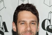 Actor Justin Bartha