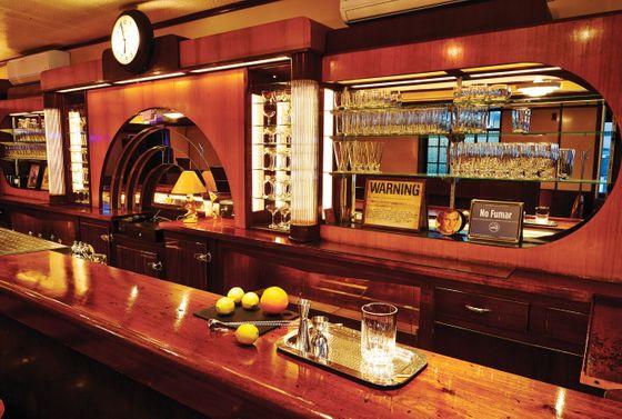 The Long Island Bar
