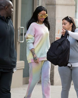 Rihanna's Easter Sunday.