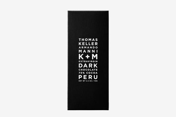 K+M Extra Virgin Dark Peru, 75%