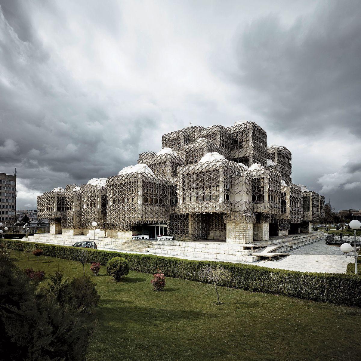Review Toward A Concrete Utopia Architecture In Yugoslavia