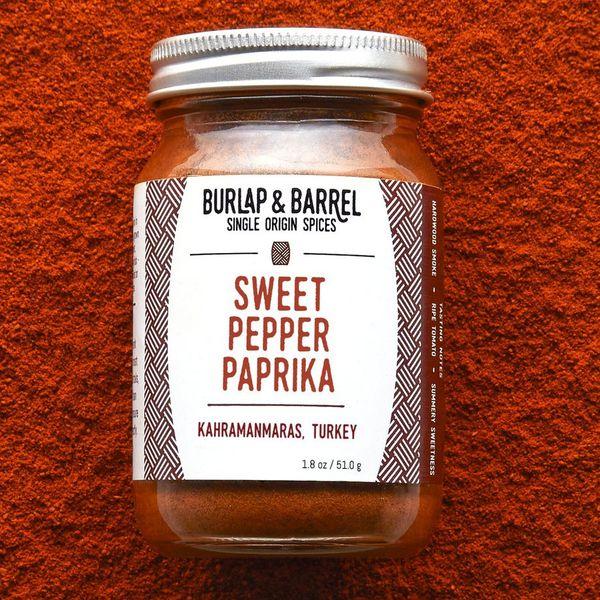 Burlap and Barrel Sweet Pepper Paprika