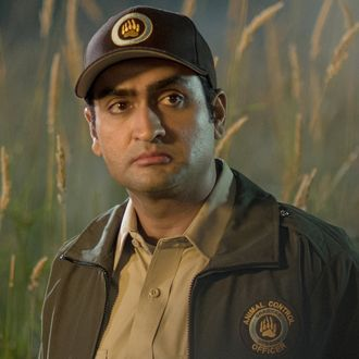 THE X-FILES: Guest star Kumail Nanjiani in the