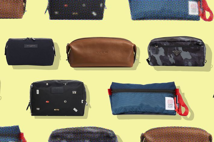 Spring is officially here  and if that s gotten you thinking about  warm weather travel  it might be the time to reconsider your travel  accessories  too. 11 Best Dopp Kits and Toiletry Bags for Men