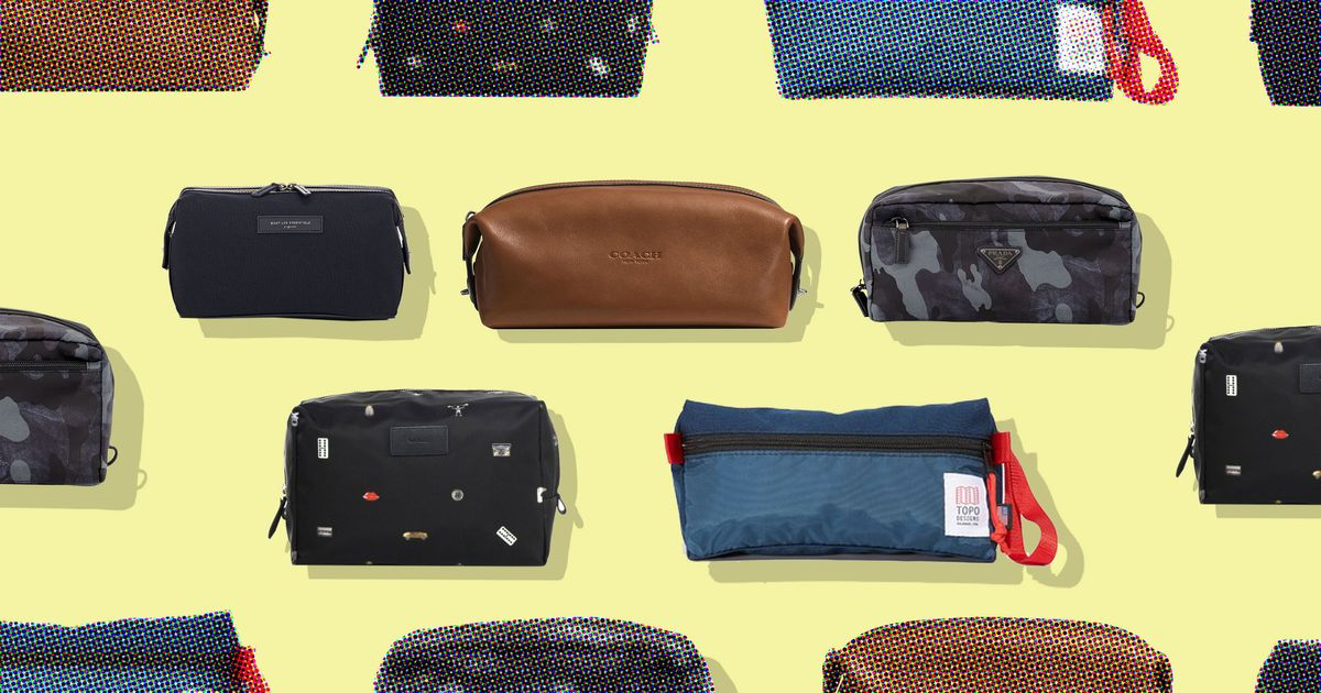 a4e18bb5dc 11 Best Dopp Kits and Toiletry Bags for Men
