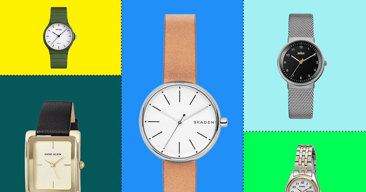 The Cheapest, Nicest-Looking Watches for Women (on Amazon)