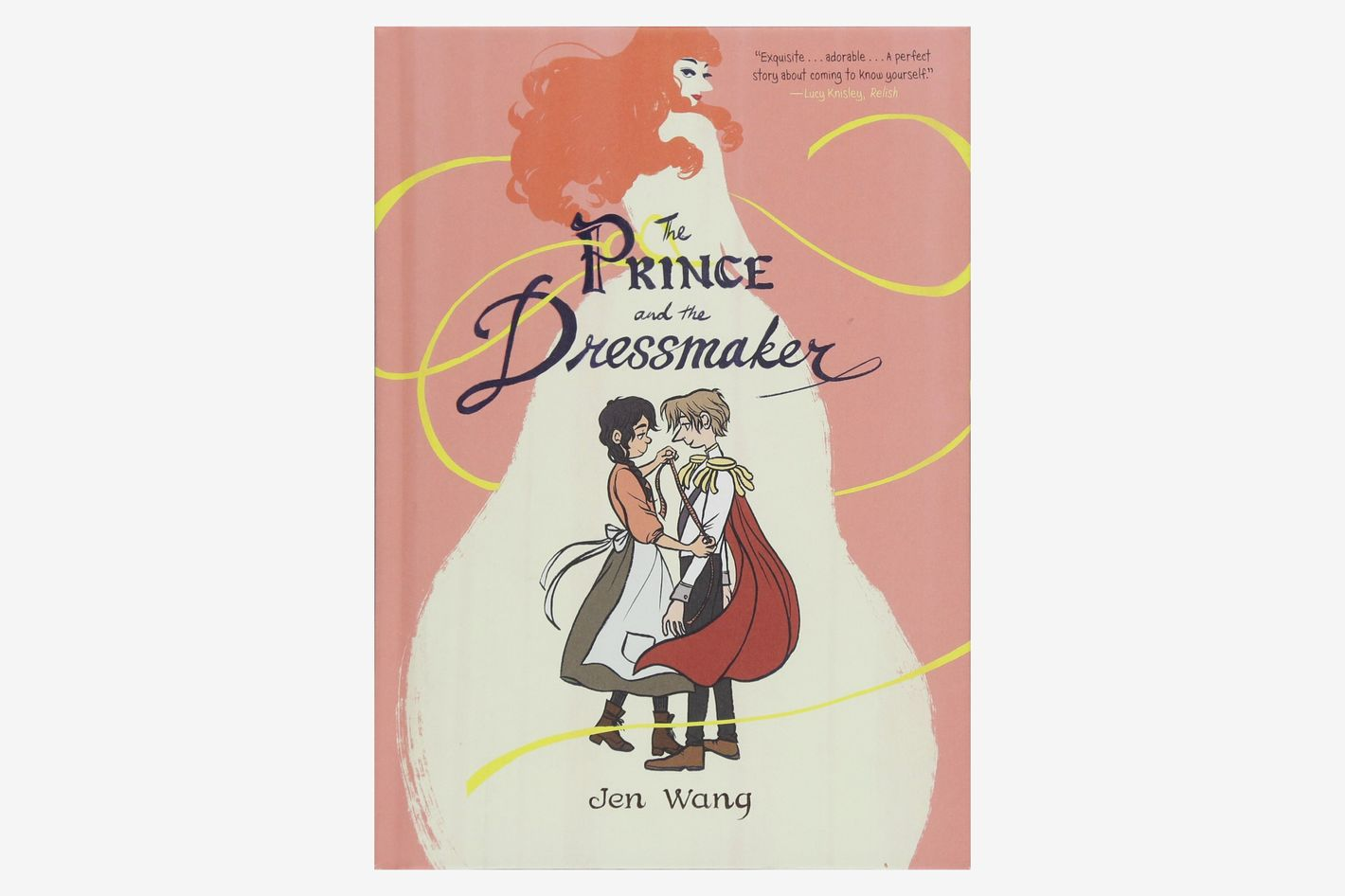 <em>The Prince and the Dressmaker</em>, by Jen Wang