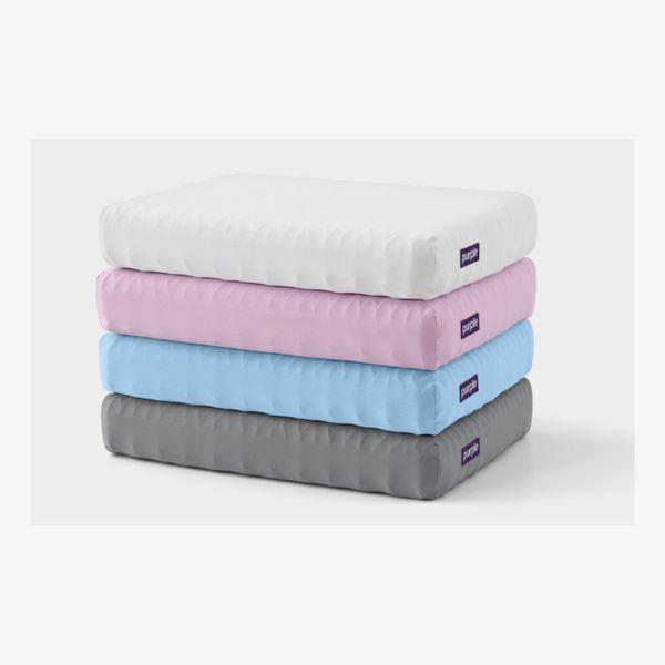 Purple Kid Pillow