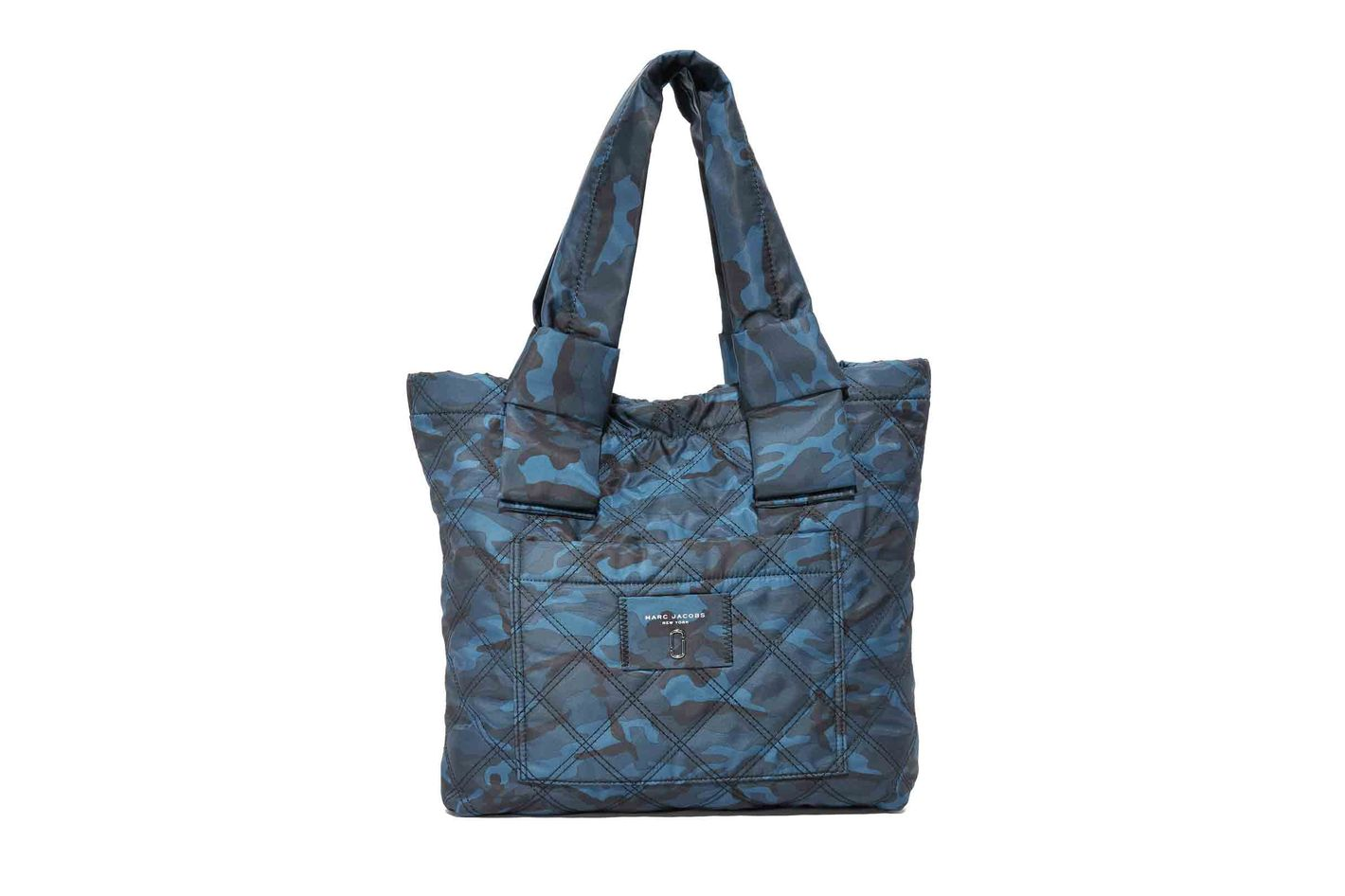 Marc Jacobs Camo Nylon Knot Small Tote