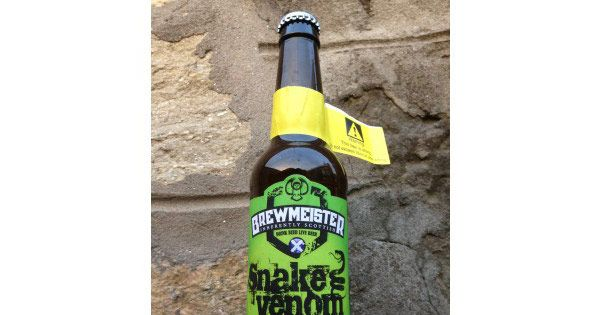 The World's Strongest Beer Is 67.5 Percent Alcohol