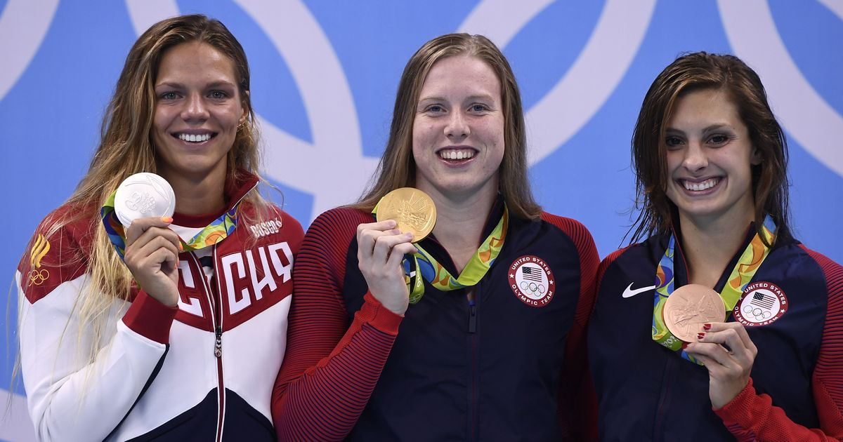 Swimmer Yulia Efimova Speaks Out About Messy Olympics Doping Drama With Lilly King