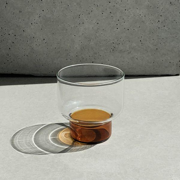 Hudson Wilder Aita Amber Base Short Glass Aita