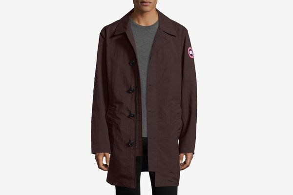Canada Goose Wainwright Button-Front Coat